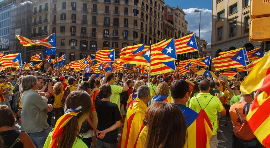 Katalonia może stracić blisko 2300 firm