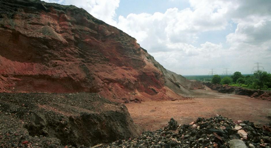Tyle odpadów wytworzyły zakłady górnicze