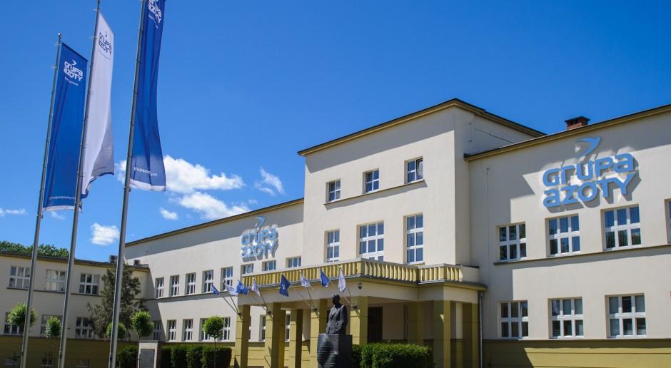 Decyzja w sprawie przejęcia przez Azoty niemieckiej spółki odłożona