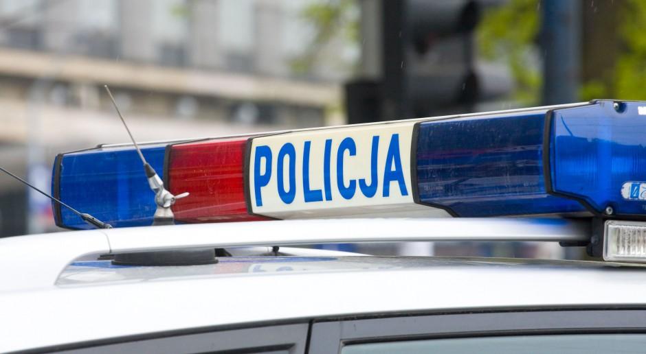 Napad na konwój z pieniędzmi w Płocku. Gotówka zniknęła
