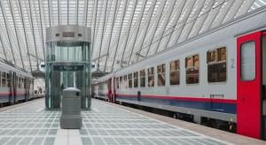 Paraliż komunikacyjny w Belgii