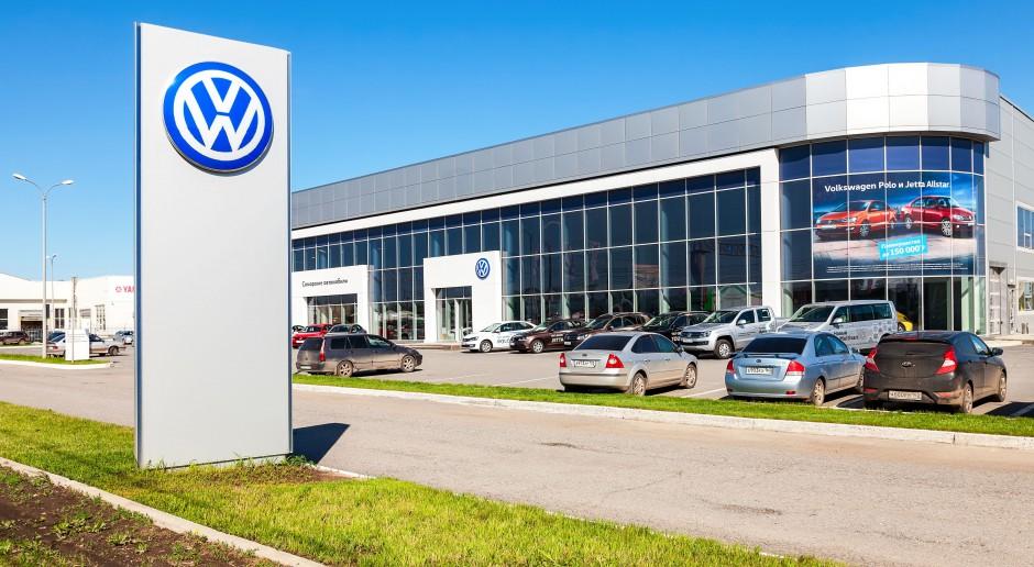 VW domaga się od byłych menedżerów odszkodowań za aferę dieslową