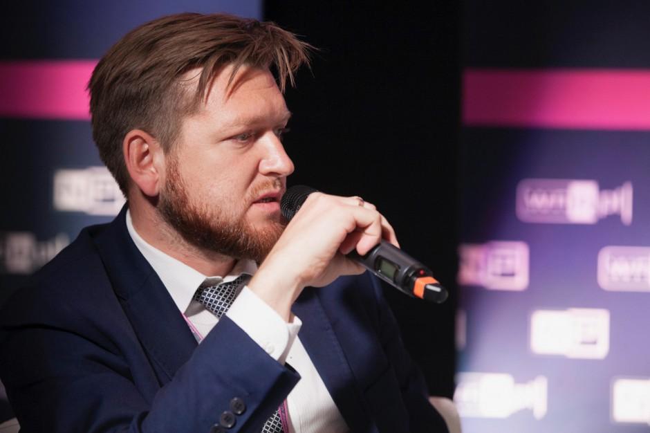 Janusz Gajowiecki, prezes PSEW (Fot. PTWP)