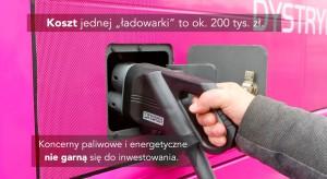 Budowa sieci ładowania samochodów: Duże koncerny energetyczne dają się wyprzedzić mniejszym firmom