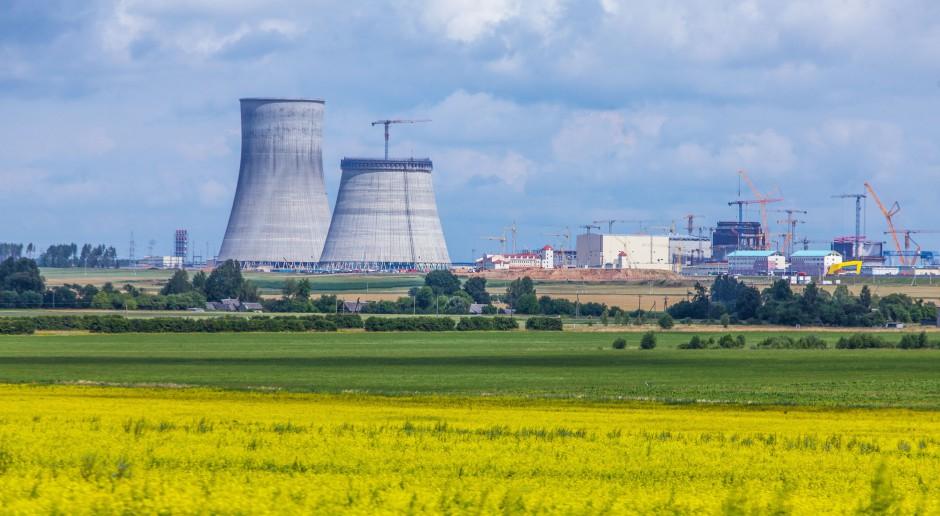 Białoruś przygotuje nowy plan dla kontrowersyjnej elektrowni atomowej