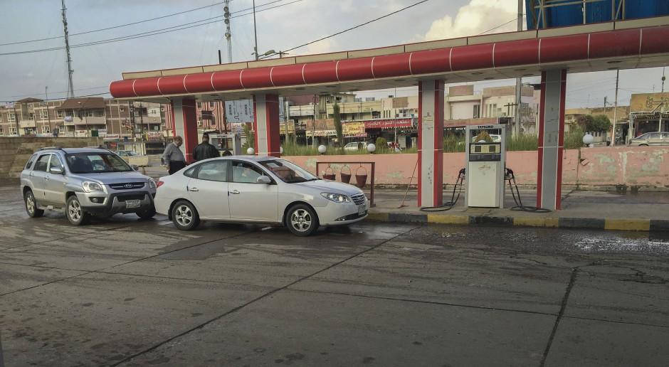 Kirkuk pozostaje w centrum uwagi na rynku ropy