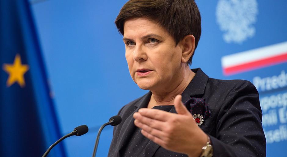 Szydło: przygotowujemy propozycje, by zachęcić Polaków do powrotu do kraju
