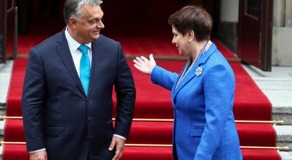 """Czechy dołączyły do Polski i Węgier w bloku """"nieliberalnych demokracji"""""""