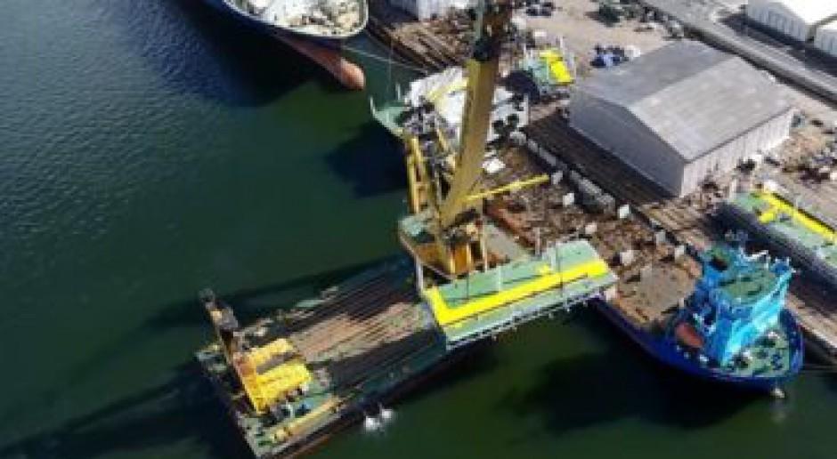 Vistal Gdynia: Termin na sprzedaż nabrzeża na rzecz Portu Gdynia wydłużony