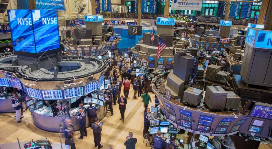Wzrosty na Wall Street na koniec roku 2018