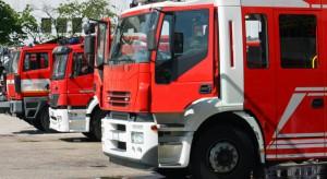 Wybuch gazu i pożar w chorzowskim zakładzie Messer Polska