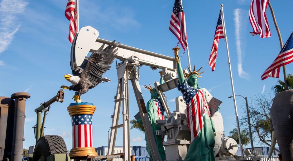 Ropa naftowa w USA ma za sobą dużą zwyżkę notowań