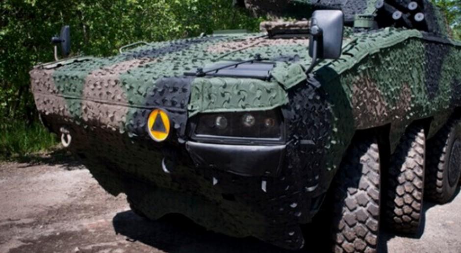 Ściśle tajny kamuflaż z Lubawy. Niewidoczny czołg, niezauważalny żołnierz