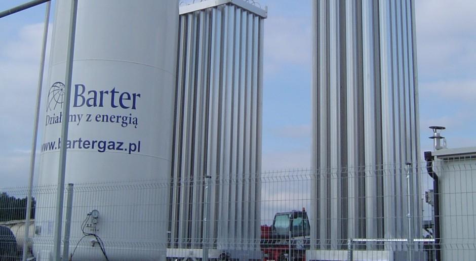Emer stawia na LNG z Barteru i zakładową stację regazyfikacji