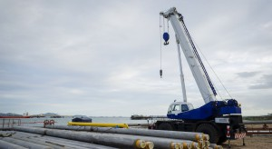 Zmieniono wykonawcę przedłużenia gazociągu Turecki Potok