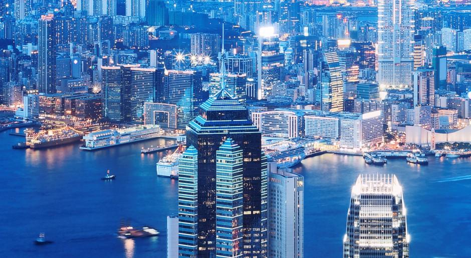 #TydzieńwAzji. Sytuacja w Hongkongu przekreśli plany powstania chińskiej Doliny Krzemowej?