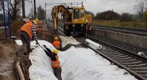 Inwestycja za pół miliarda skróci podróż pociągiem o połowę