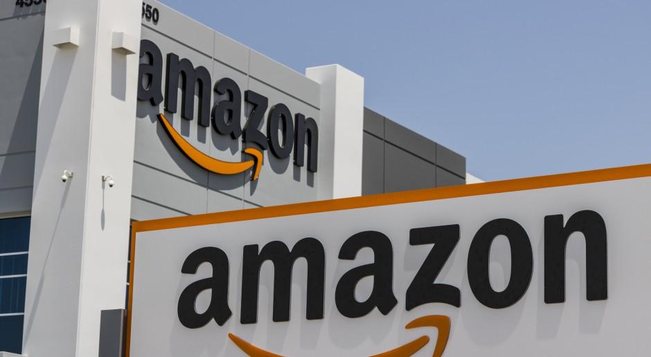 Amazon chwali się świątecznymi wynikami. Kurs ostro w górę
