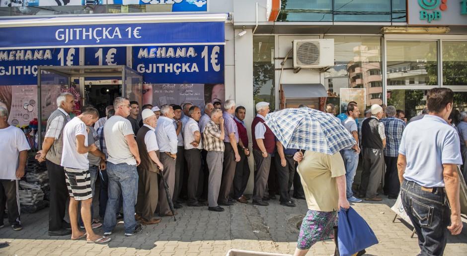 Kosowo podwoiło cła na towary z Serbii oraz Bośni i Hercegowiny