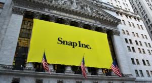 Szef Snapa: to nie Instagram jest dla nas największym konkurentem
