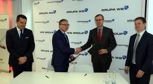 Państwo obejmuje prawie 1/4 udziałów w największej prywatnej firmie polskiego sektora obronnego