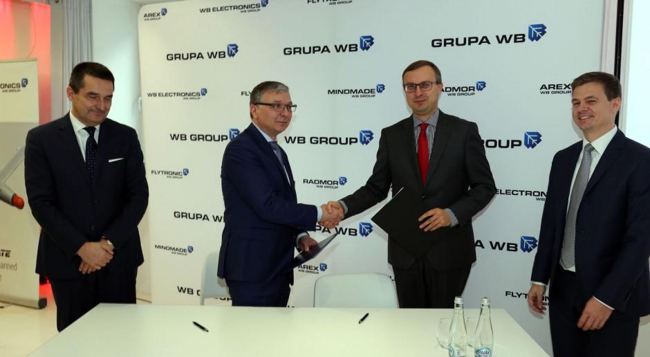 Grupa WB będzie rozwijać ekspansję zagraniczną pod skrzydłami PFR