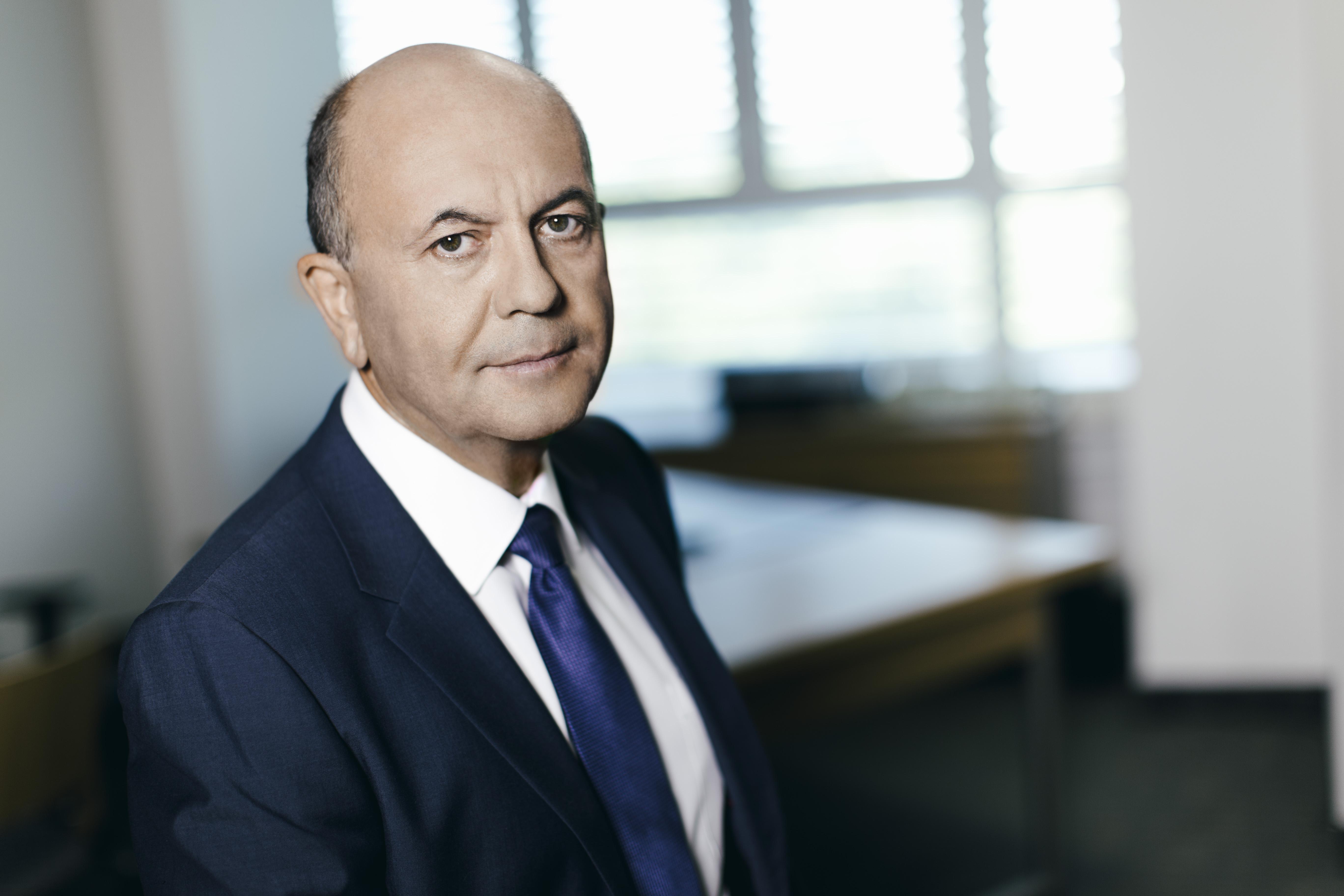 Tomasz Haiduk, członek zarządu Siemens Polska.