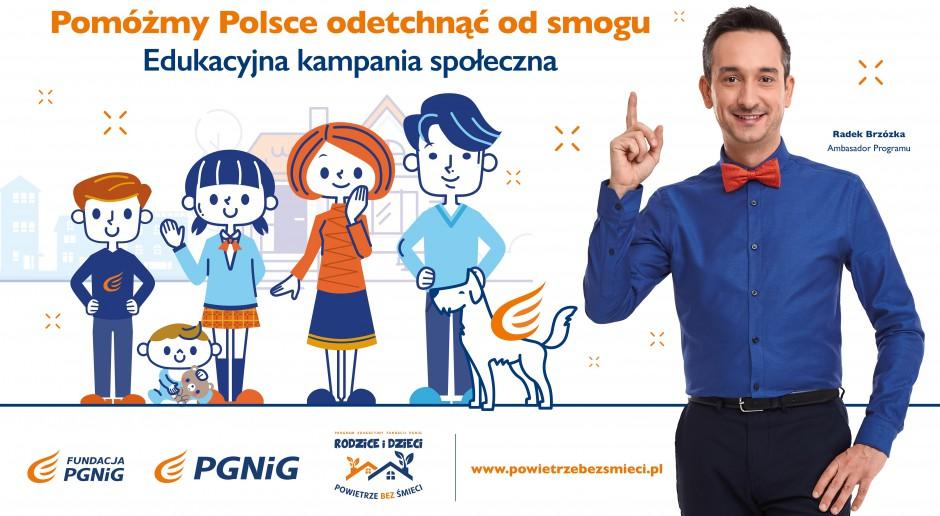 PGNiG włącza się do walki ze smogiem