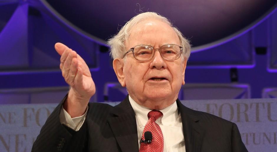 Warren Buffet inwestuje 10 mld dolarów w gaz