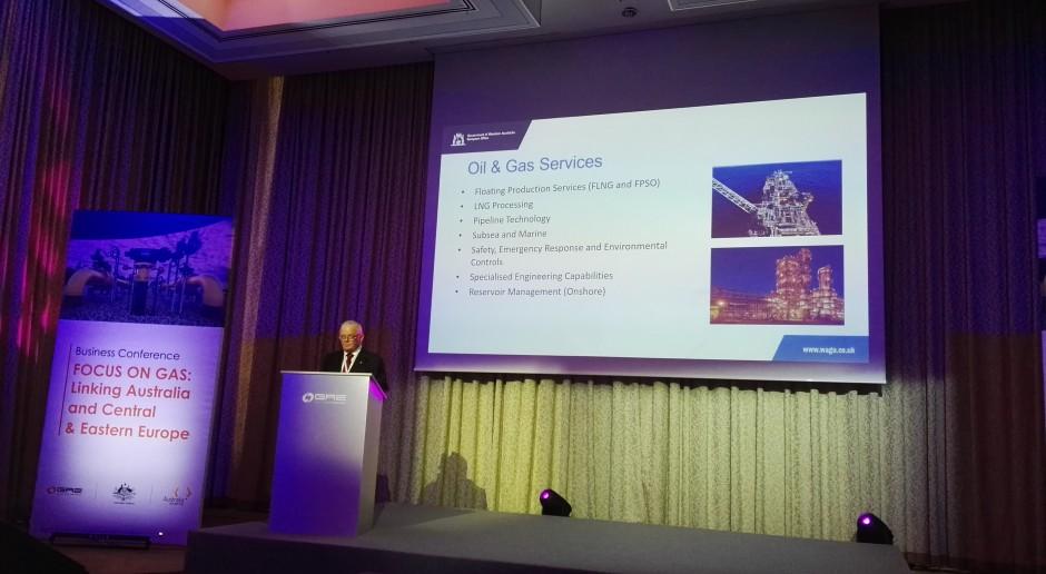 Piotr Naimski: nie liczymy na LNG z Australii