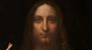 Wiemy już, kto zapłacił rekordową sumę za obraz Leonarda da Vinci