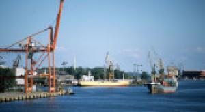 Śluzy Guzianka I i Guzianka II obsłużyły rekordową liczbę statków