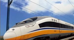 Chińczycy mają towarowy pociąg wielkich prędkości