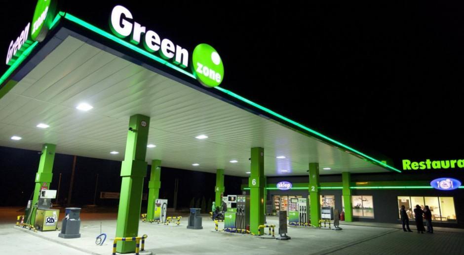 Stacje Green Zone w aplikacji Tankuj24