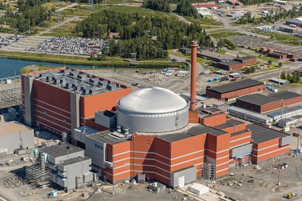 Przełomowy moment na budowie bloku jądrowego w Finlandii