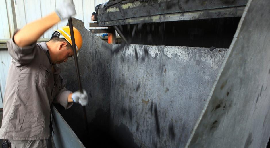 Wydobycie węgla w Chinach wyraźnie wzrosło. Pomogła pandemia
