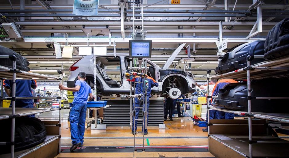 Volvo ponownie rozpoczyna produkcję samochodów