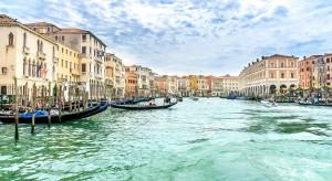 Po raz pierwszy użyto systemu zapór, by uchronić Wenecję przed wodą