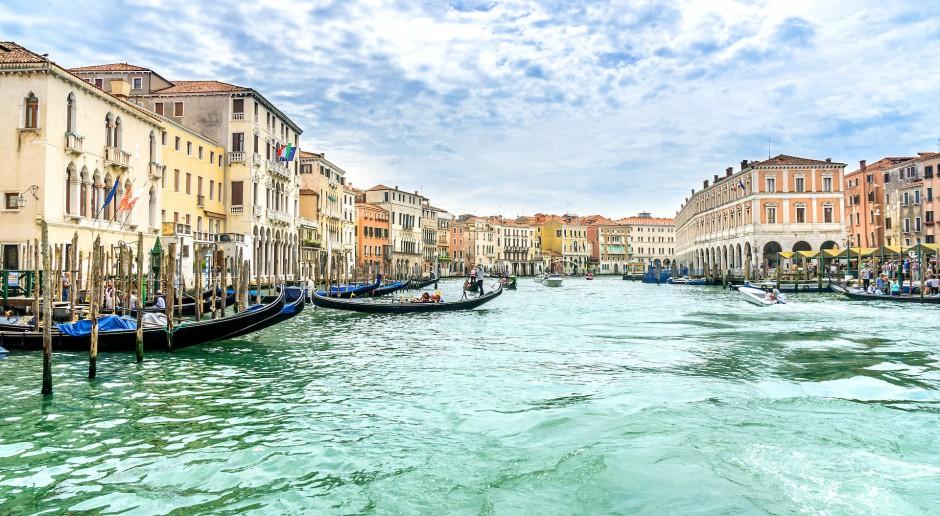 Włochy: Po raz pierwszy użyto systemu zapór, by uchronić Wenecję przed wodą