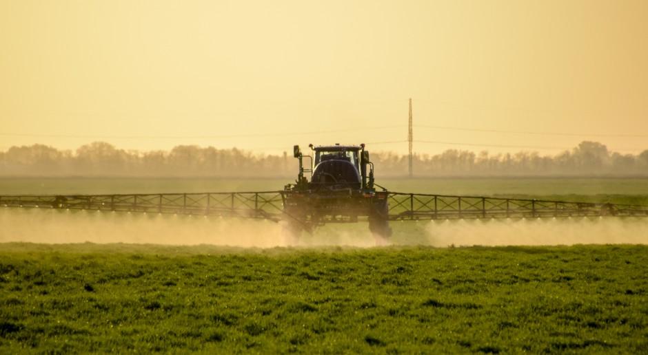 Dopłaty dla rolników mogą zależeć od stosowania pestycydów