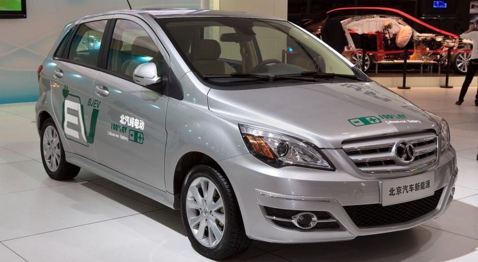 Chińczycy podbijają rynek aut elektrycznych. Europa bez szans?