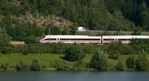 Niemieckie koleje rozpędzają się. Trzeci rekord z rzędu