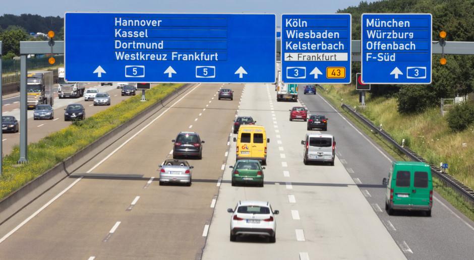Trybunał Sprawiedliwości UE podważył nowe opłaty za niemieckie autostrady