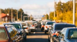 Prawie milion pojazdów w pierwszym półroczu
