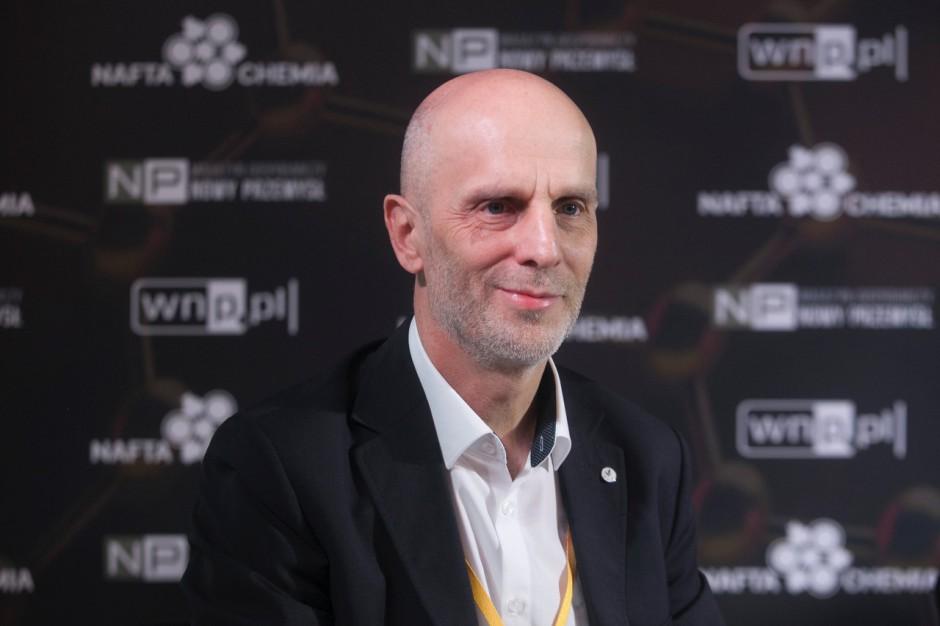 Grzegorz Czul, prezes zarządu, Fluor SA