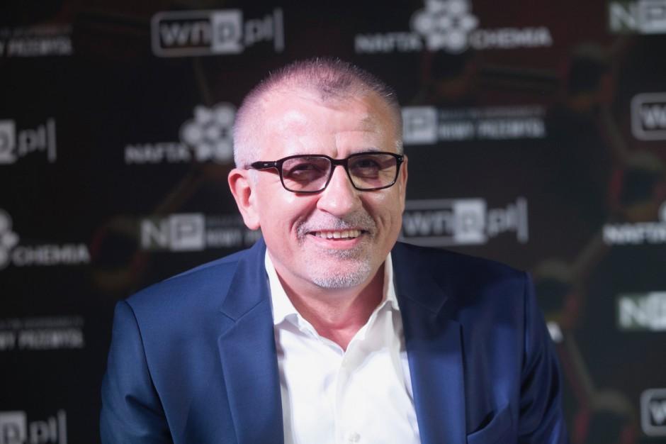 Jacek Podgórski, prezes zarządu, Anwil SA