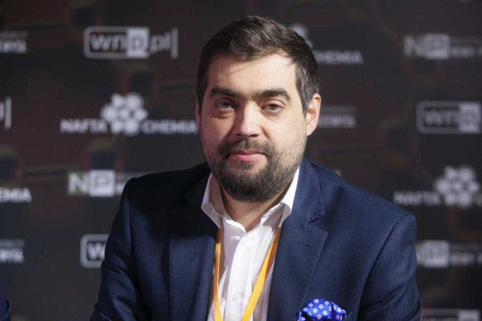 Tomasz Zieliński, prezes zarządu, Polska Izba Przemysłu Chemicznego