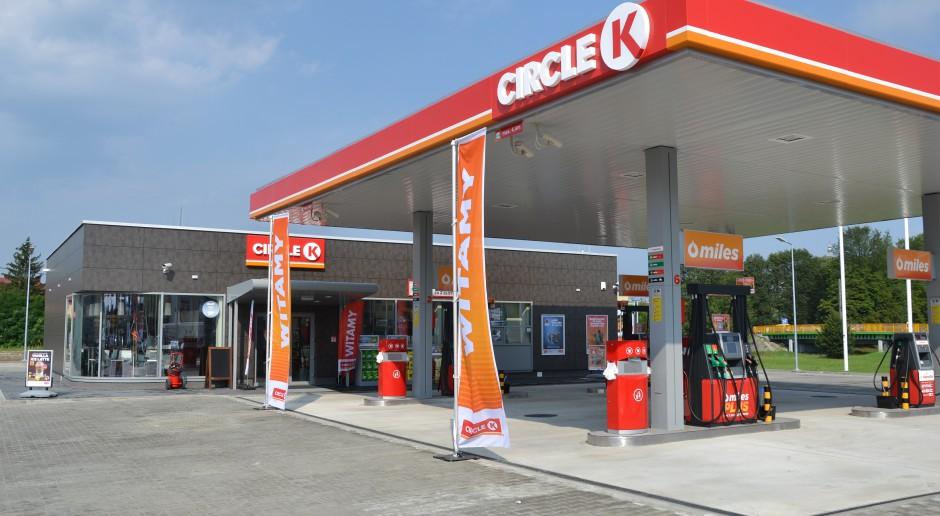 Circle K dołącza do Lotosu, Orlenu i Shella
