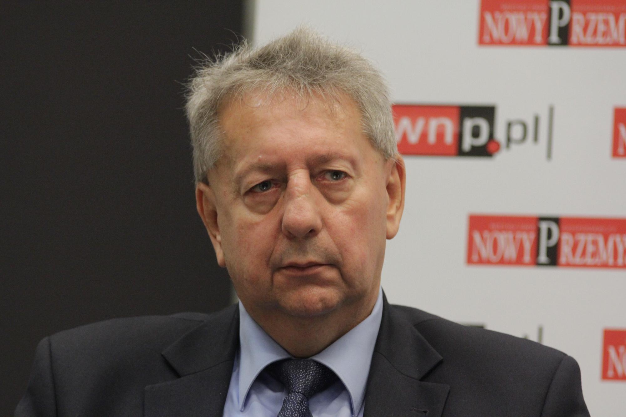 Wacław Czerkawski (fot. PTWP / Michał Oleksy)