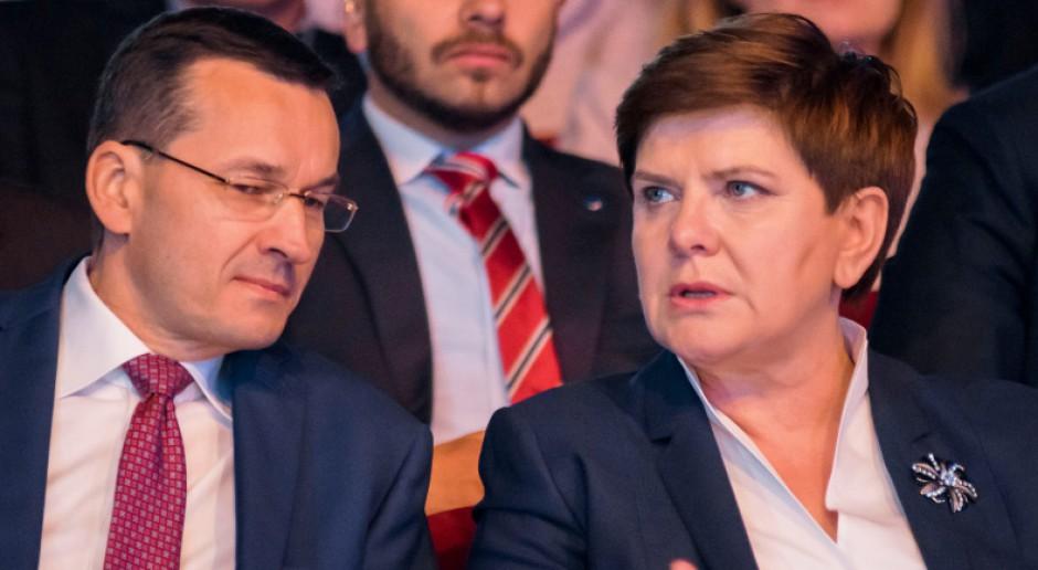 Beata Szydło złożyła rezygnację. Premierem Mateusz Morawiecki